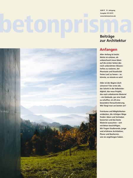 betonprisma_Anfangen