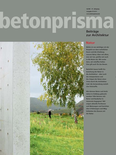 betonprisma Natur