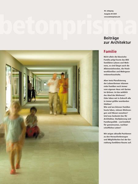 betonprisma Familie